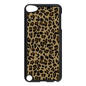 Fashion Leopard Print Protective Hard PC Back Fits Cover Case for iPod Touch 5, 5G (5th Generation)
