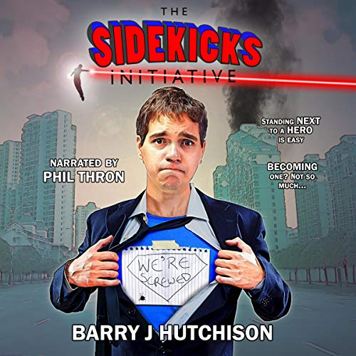 Pdf Science Fiction The Sidekicks Initiative: A Comedy Superhero Adventure