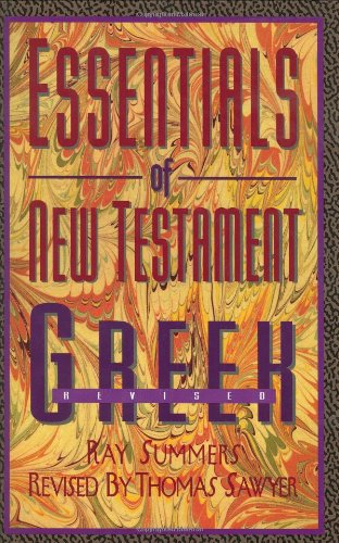 Essentials of New Testament - Ray New