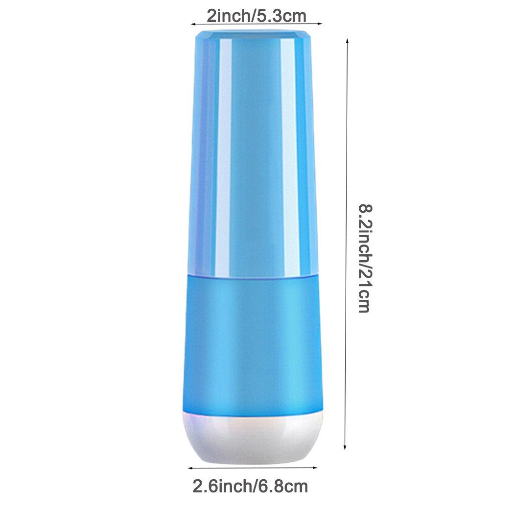 Soporte de viaje MyLifeUNIT para cepillos de dientes, soporte portátil para botes de cepillos, cepillo de dientes y de pasta de dientes: Amazon.es: Hogar