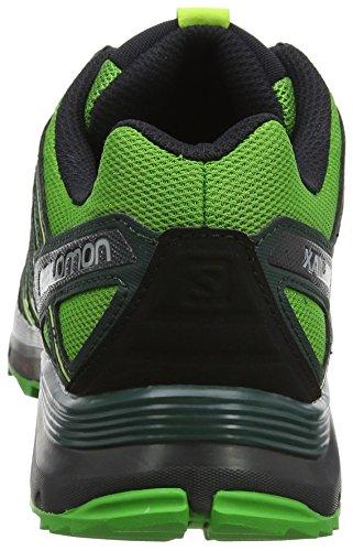 Salomon Men's Xa Lite Trail Running Shoes Yellow (Onlime Lime/Darkest Spruce/Black) 3D1AtaNsww