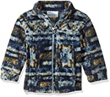 Columbia Baby Boys' Zing Iii Fleece Jacket, Storm