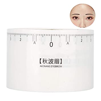 Amazon com : Disposable Eyebrow Shaping Stencils Grooming