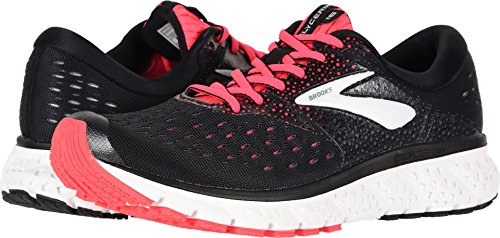 Brooks Women's Glycerin 16 Black/Pink/Grey 10 D US