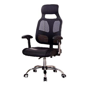 Ygb Bureau Appui NoireHauteur De Réglable Chaise Avec Tête kOXZPiu