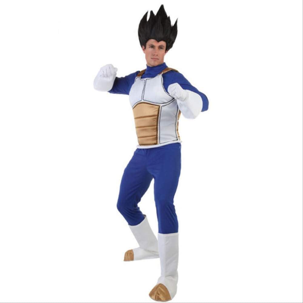 Dragon Ball Vegeta Cosplay Kostüm Halloween Für Erwachsene Kinder Little Boys Uniform Party Rollenspiel S Erwachsene Amazon De Drogerie Körperpflege