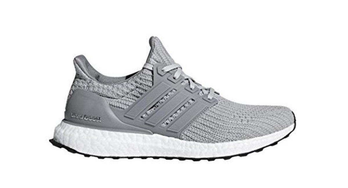 adidas Women's Ultraboost W Running Shoe, Grey Three/Grey Three/Grey Three, 8.5 M US