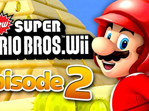Clip: World 2! Propeller Cap! (Wii Brothers Super)