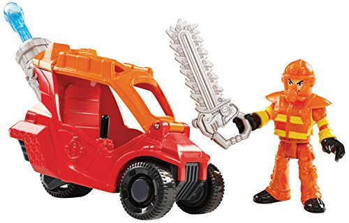 Fisher-Price Imaginext City Mobile Firefighter