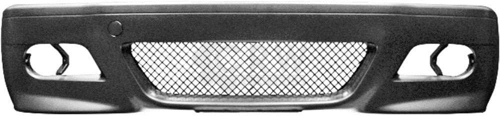 Sto/ßstange vorne lackierf/ähig f/ür E46 Coupe Cabrio Bj 98-03 Sport Optik Paket