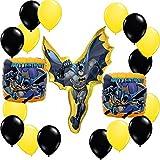 Batman Happy Birthday Balloon Decoration Kit