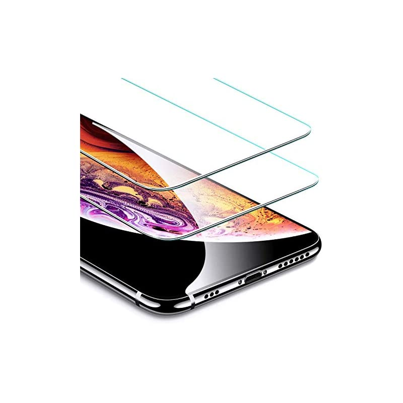 ESR [2-Pack] Screen Protector for iPhone
