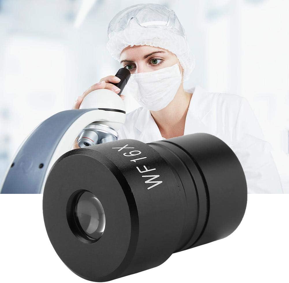 Meiyya Microscope Eyepiece DM-R002 WF16X 11mm Eyepiece for Microscope Ocular Lens Mounting 23.2mm