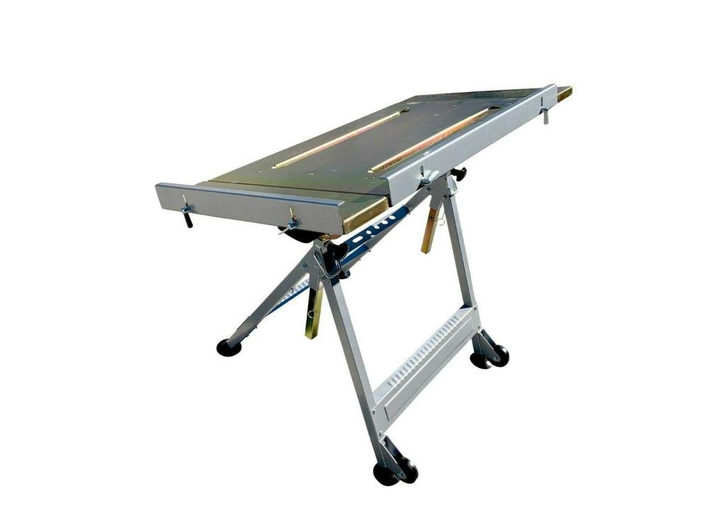 NOVA Portable Welding and Fabrication Table Adjustable Tilt Heavy Duty