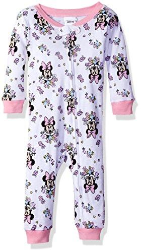 Disney Girls Infant Minnie Sleeper