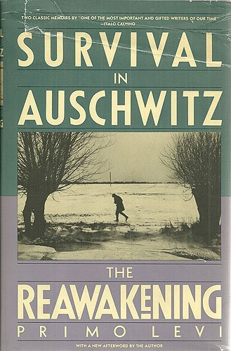 Survival in auschwitz and the reawakening two memoirs primo levi survival in auschwitz and the reawakening two memoirs primo levi stuart woolf 9780671605414 amazon books fandeluxe Choice Image