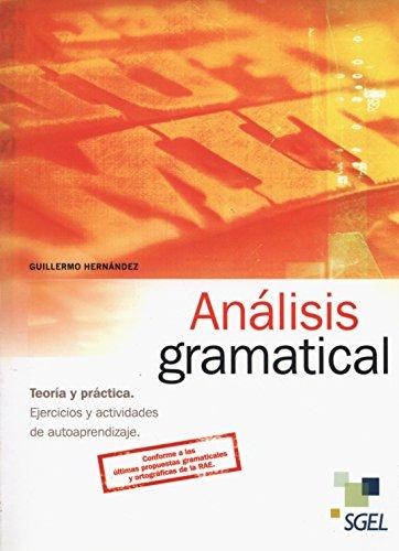 Analisis gramatical