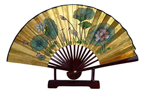 Japanese Fan Stand : Compare price to japanese hand fan stand tragerlaw