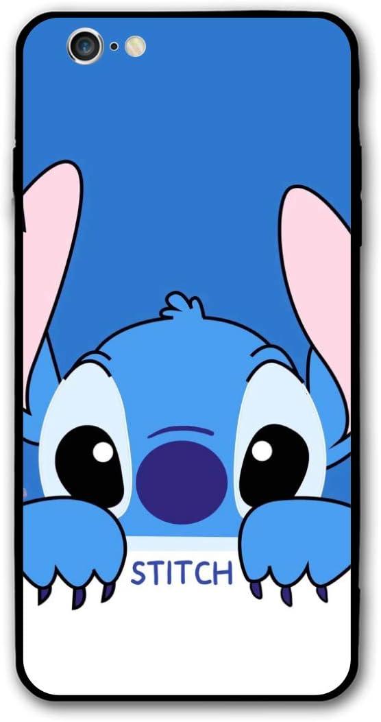 "iPhone 6 Case 6S Case 4.7"", Case Plastic Soft Cover for iPhone 6/6S (lilo-Stitch-B)"