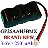 Brand NEW GP25AAH38MX oregon scientific weather station battery str 918/928/938/968