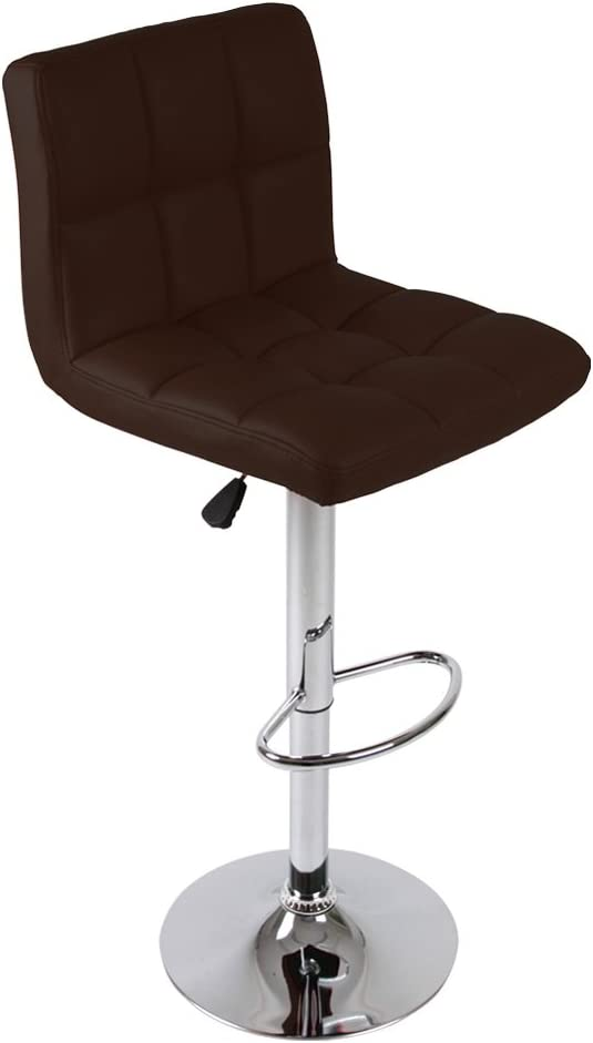 Miadomodo LBHK01- Brown Bar Stool