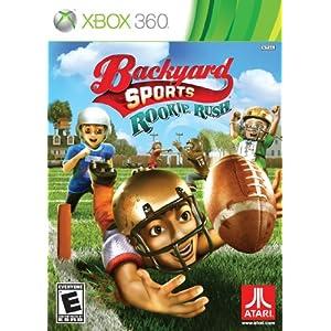 Backyard Sports Football: Rookie Rush – Xbox 360