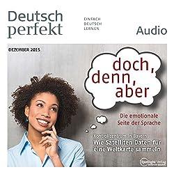 Deutsch perfekt Audio. 12/2015