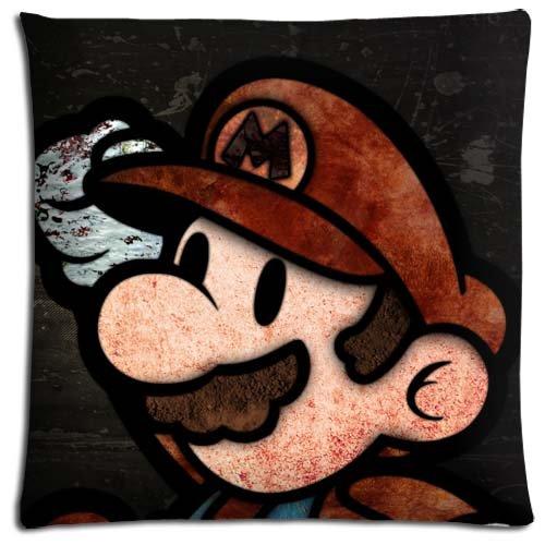 La con cremallera Super Mario Bros. Super Show Cuerpo ...