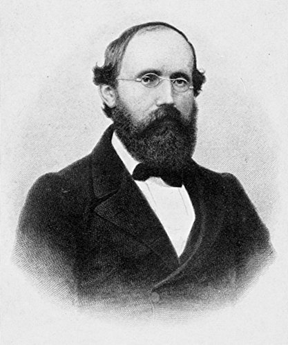 Posterazzi N(1826-1866). George Friedrich Bernhard Riemann. German Mathematician. Reproduction of A 19Th Century Engraving. Poster Print by (24 x 36) ()