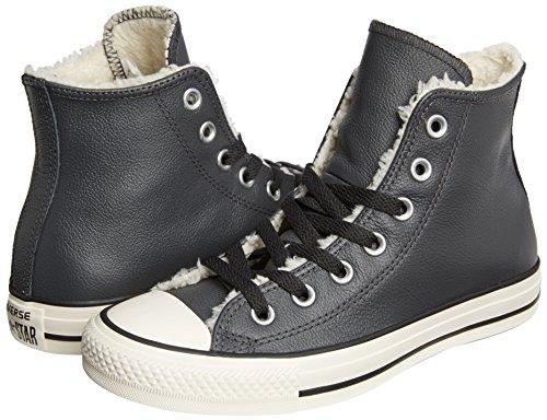 Converse Ct Shearling Hi - Zapatillas altas Mujer Negro (noir)