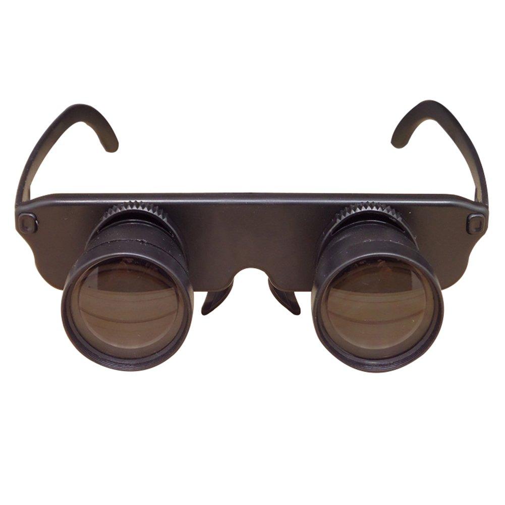 【はこぽす対応商品】 heaven2017 B07CTJKJWP 3 in1 3 3 x 28メガネスタイル望遠鏡Presbyopicサングラス釣り双眼鏡 3 ブラック B07CTJKJWP, メリケンマーケット Street wear:edc88933 --- by.specpricep.ru