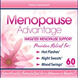 Menopause Relief Supplement - 60 Capsules