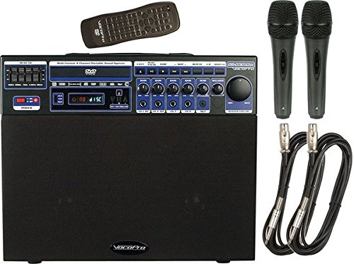 VocoPro DVD-SOUNDMAN Basic Home Karaoke System