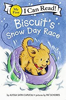Book Cover: Biscuit's Snow Day Race