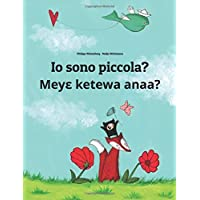 Io sono piccola? Meye ketewa anaa?: Libro illustrato per bambini: italiano-akan (Edizione bilingue)