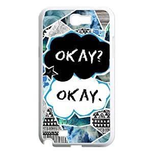 Samsung Galaxy Note 2 N7100 Phone Case The Fault In Our Stars TS8469