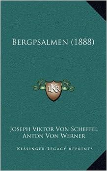 Book Bergpsalmen (1888)