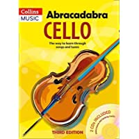 Abracadabra Strings – Abracadabra Cello (Pupil's book + 2 CDs): The way to learn through songs and tunes