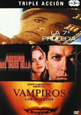 Pack Terror Hallowen 4: La Séptima Profecía / Asesino Del Más Allá ...
