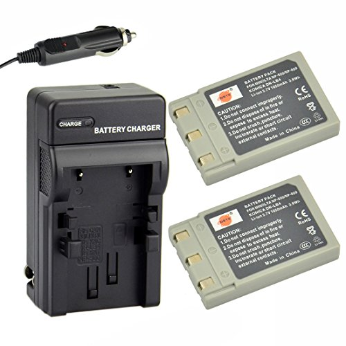 DSTE Rechargeable Battery Charger Adapter