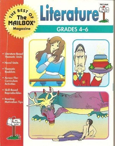 Literature Grades 4-6 (The Best of The Mailbox Magazine)