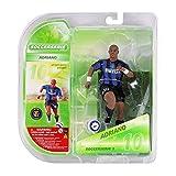 Brand New Official Merchandise Inter Milan Adriano Leite Ribeiro #10 Striker Football Figure