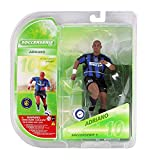 Brand New Official Merchandise Inter Milan Adriano Leite Ribeiro #10 Striker Football Figure