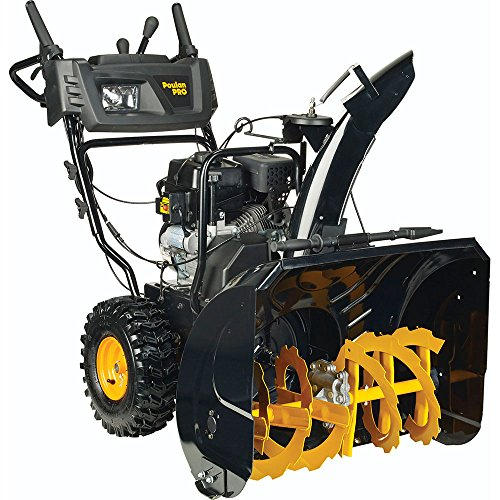 Poulan-961920090-PRO-PR270-27-Inch-254-cc-Two-Stage-Electric-Start-Snow-Thrower