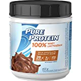 Pure Protein Chocolate 100% Whey Powder 1 lb