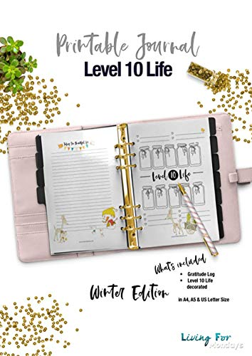 image relating to Level 10 Life Printable referred to as : Bullet Magazine Graude Log and Place 10 Everyday living