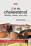 """Afficher """"J'ai du cholestérol"""""""