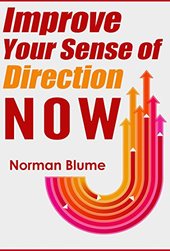 Improve Your Sense Direction NOW ebook product image