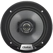Clarion SRG1623R 6 1/2-Inch 2-Way Coaxial Speaker System