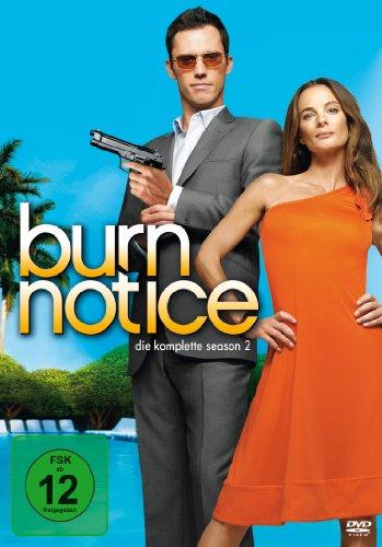 Burn Notice Season 2 DVD -  NBC Universal West, 4109408